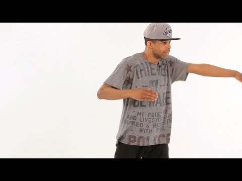 How to Do the Robot aka Botting   Street Dance