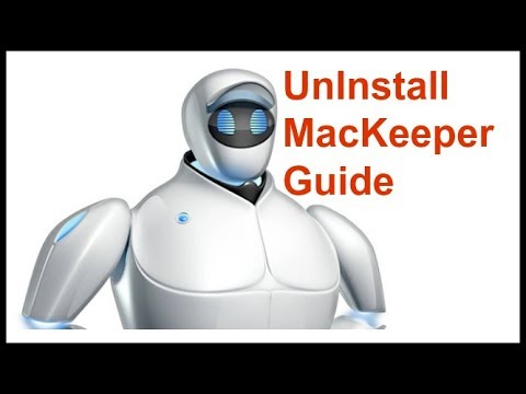How to Uninstall or Remove Mackeeper From Macbook Pro