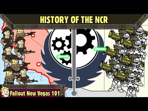 Fallout New Vegas 101 : History of the NCR