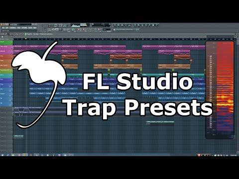 Trap Presets for FL Studio