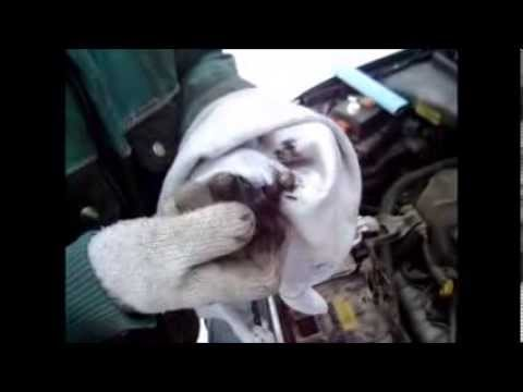 cleaning idle air motor (Montana and Transporter )  3.4 litre