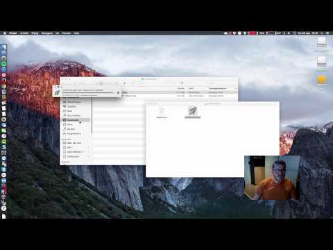 ArchMerge : 3 - DID NOT WORK - how to burn an iso on usb with unetbootin on mac or apple