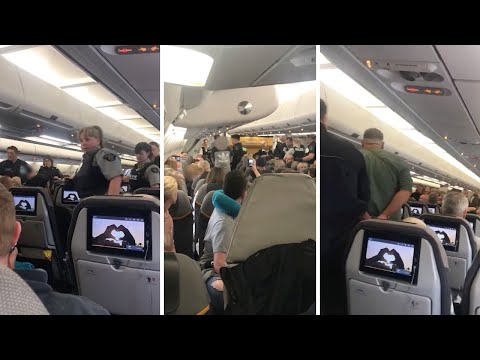 Rowdy Stag-Do Kicked Off Vegas Flight