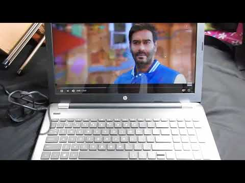 HP 15q-BY003AU Laptop Review with Camera and Sound Test