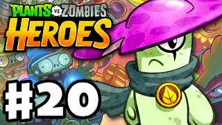 Download Plants vs. Zombies: Heroes - Gameplay Walkthrough Part 20 - Night Cap! (iOS, Android) Video
