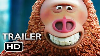 MISSING LINK Official Trailer (2019) Hugh Jackman Animated Movie HD
