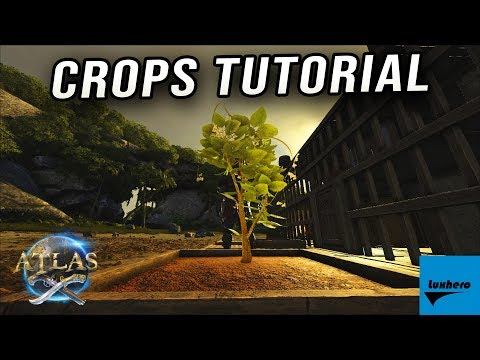Atlas - How to Grow Crops
