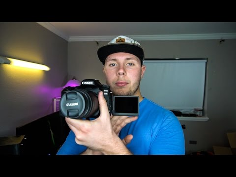 Why I sold my A6300 and bought a Canon 80D!