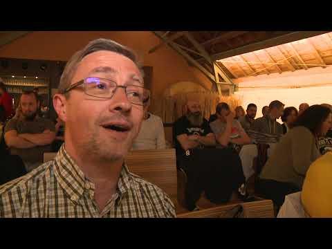 Prélude au reportage sur  Eric Laforge Radio21 I Belgique