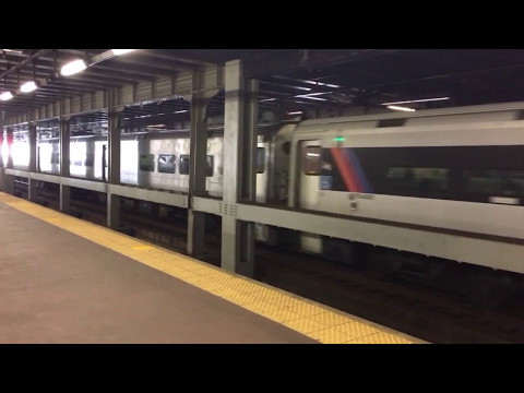 Nj Transit AC Line