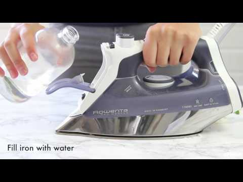 How to Clean an Iron