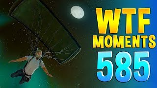 PUBG WTF Funny Daily Moments Highlights Ep 585