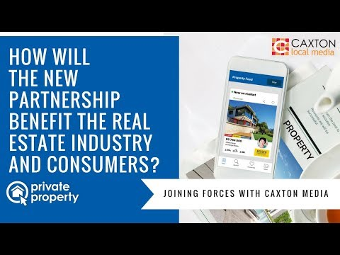 How will Private Property's new partnership benefit the real estate industry?