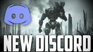 JOIN OUR NEW DISCORD