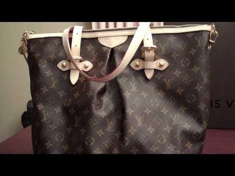 Louis Vuitton Haul (Palermo GM)