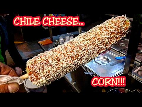 EXTRAORDINARY STREET FOOD!!! MEXICAN STREET