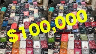 WE BOUGHT OVER 100K OF BOX LOGOS!!!