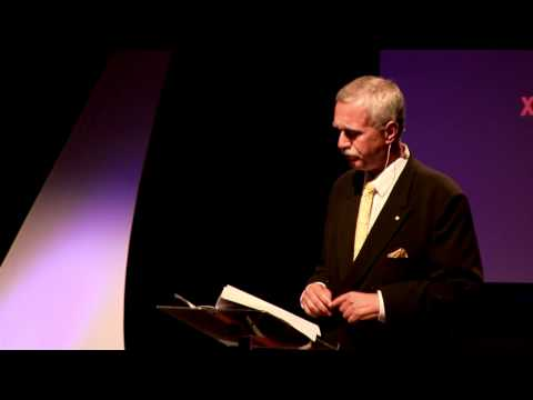 Ethics in a meat-free world - Philip Wollen at TEDxMelbourne