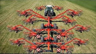 latest agricultural technology, Amazing Fruit Harvesting Machines Compilation #part48