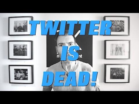 TWITTER IS DEAD!