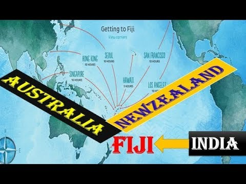 How To Immigrate To New Zealand Or Australia  From India Via FIJI