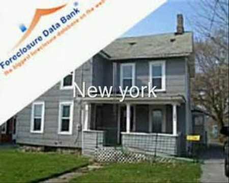 New York Foreclosure Listings - NY