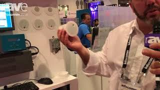InfoComm 2018: Cambridge Sound Management Discusses QtPRO Sound Masking System