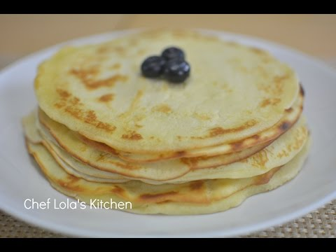 How To Make Nigerian Pancake - Chef Lola's Kitchen