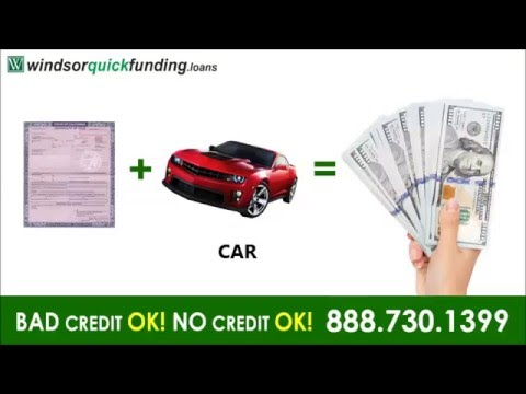 How to get Car Title Loan (Best Auto Title Loans in Los Angeles)