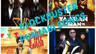 Punjabi Bhangra Songs 2016 || Non-Stop Dance Videos || Panj-aab Records