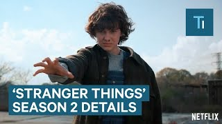 """Stranger Things"" trailer reveals new details from season 2 on Netflix"