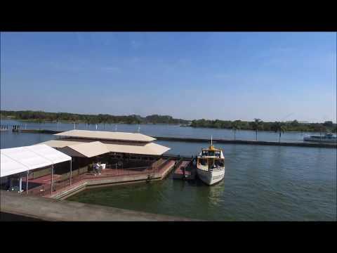 Walt Disney World Monorail - Epcot to Magic Kingdom - 10/05/2017