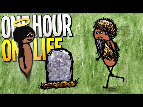 WE MUST BURY OUR MOTHER AND REMEMBER HER FOREVER! The Funeral Update - One Hour One Life Gameplay