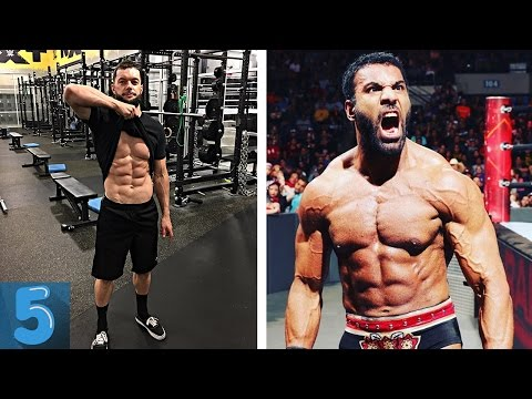 5 Current WWE Wrestlers With The Best Physiques (2017)