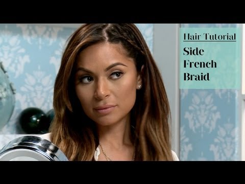 How to Side Braid Your Own Hair
