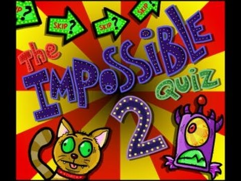 The Impossible Quiz 2 - Questions 1 - 120 Answers