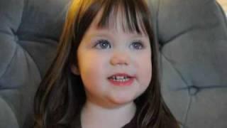 Toddler Sings ABC