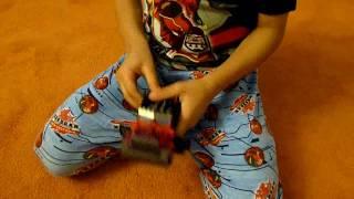 Mason (age 4) reviews Optimus Prime