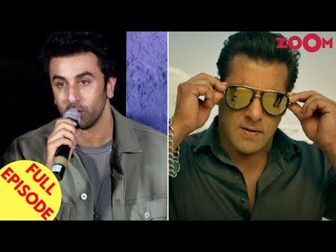 Sanju Trailer Launch: Ranbir Does Not Want A Biopic On Him | Salman's Double Role In Race 3 & More