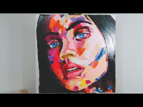 How to Create Francoise Neilly Inspired Portrait