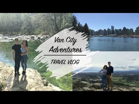TRAVEL VLOG | Adventures in Vancouver