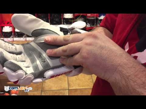 How to Properly Fit A Lacrosse Glove