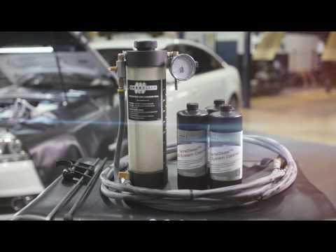 TerraClean Diesel Particulate Filter (DPF) Cleaning Tool