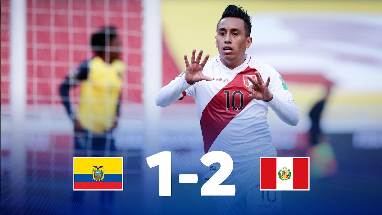 Eliminatorias Sudamericanas   Ecuador vs Perú   Fecha 8