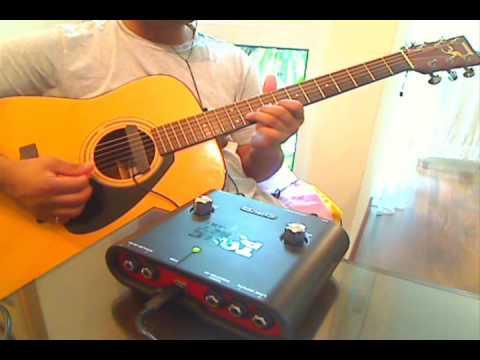 Mukesh Song *kahin door jab din dhal jaye * Guitar Instrumental