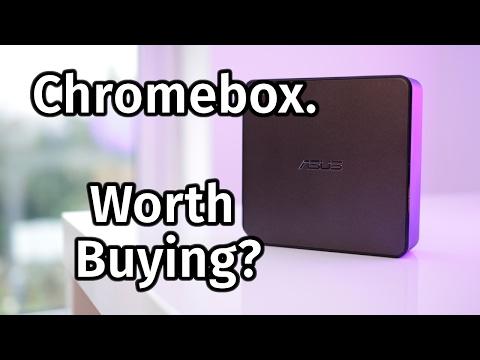 Is A Chromebox Worth It? - [Asus G084U]