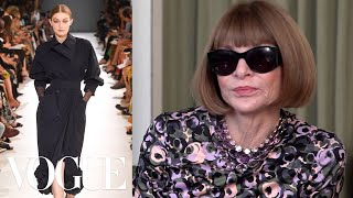 Anna Wintour On the Highlights of Milan Fashion Week | Vogue