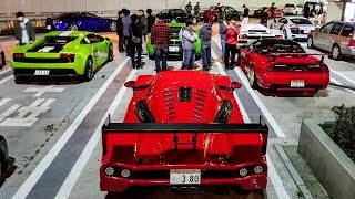 Japan Police Love Supercars (American Cops Don