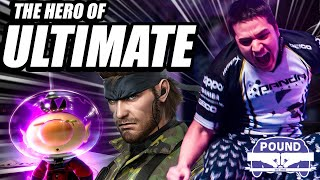 The HERO of Ultimate!! Pound 2019 Top 8 Smash Ultimate Highlights ft. Marss, Ally, and More!!