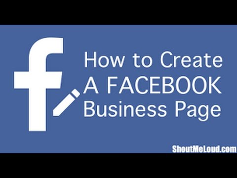 How to Create a facebook page on your phone